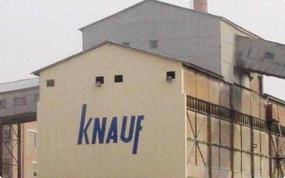 Knauf Insulation, Novomoskovsk (Siemens) – Sintec LLC
