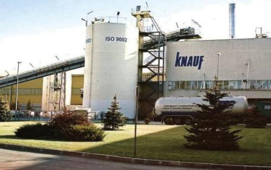 Knauf Insulation, Stupino (Fabricom GTI) – Sintec LLC